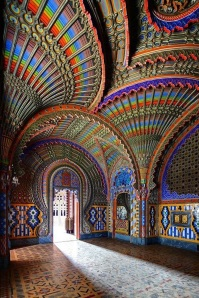 Peacock-Room-Castello-di-Sammezzano