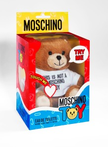 Moschino TOY with box